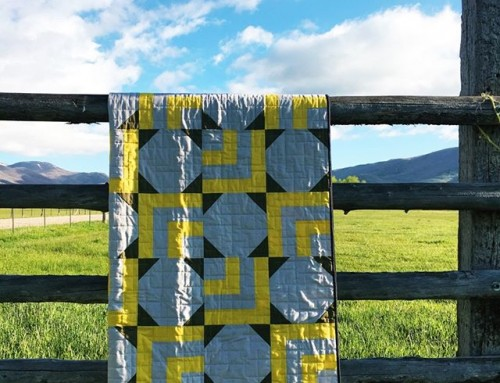 Sew Modern Quilts — Sparkle Star Quilt