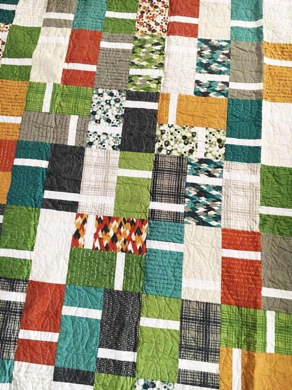 Dayhike by Amy Ellis - Easy Quilts Patterns