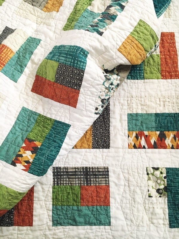 Paintpots by Amy Ellis - Easy Quilts Patterns