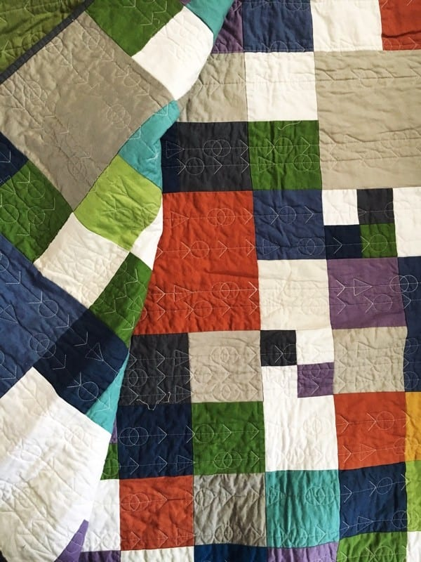 Talk of the Town by Amy Ellis - Easy Quilts Patterns