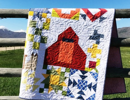 Carefree Picnic by Inspiring Stitches