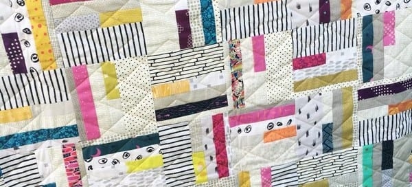 Dart - Modern Quilt Pattern by Amy Ellis - AmysCreativeSide.com